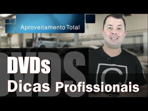 DVDs DICAS PROFISSIONAIS - By Doutor Carro
