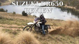10. MCHP Ep2: Suzuki DR650 Review