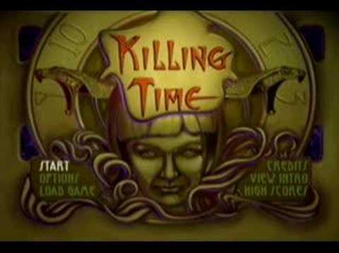 killing time 3do walkthrough