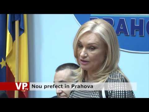 Nou prefect în Prahova