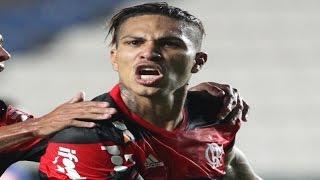 Curtam nossa página: http://www.facebook.com/LeandroSportsVideos Flamengo vira no fim, coloca Cruzeiro no Z-4 e mantém...