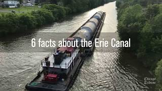 The still-working N.Y. waterway known as the Erie Canal, celebrating the bicentennial of its birth this year, is now a draw for vacationers.LET'S CONNECT:Chicago Tribune ► http://trib.in/1ErxACIGoogle+ ► http://bit.ly/1MFPEfYTwitter ► http://bit.ly/1wSjSszFacebook ► http://on.fb.me/18Ui46XInstagram ► http://bit.ly/1xt4hKL