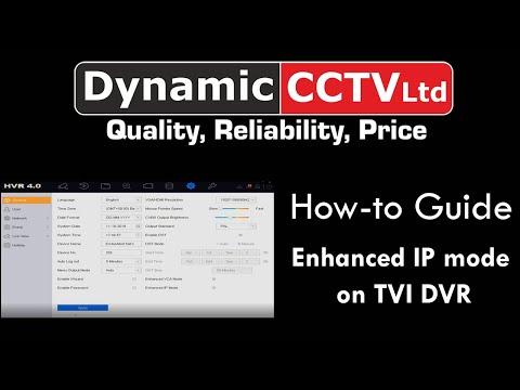 tech - Enhanced IP Mode