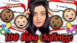 Video THE 100 BABY CHALLENGE ...in BitLife MP3, 3GP, MP4, WEBM, AVI, FLV Januari 2019