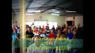 SPOTT DE CONCIERTO RICHY GONZALEZ EN VIVO 19 DE AGOSTO 2012
