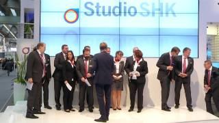 Studio SHK NEWS 100<br />Rückblick am 13.3.2015