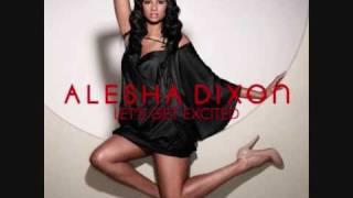 Alesha Dixon Let's Get Excited