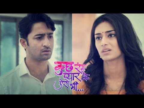 Shaheer Aka Dev MISSING From 'Kuch Rang Pyaar Ke A