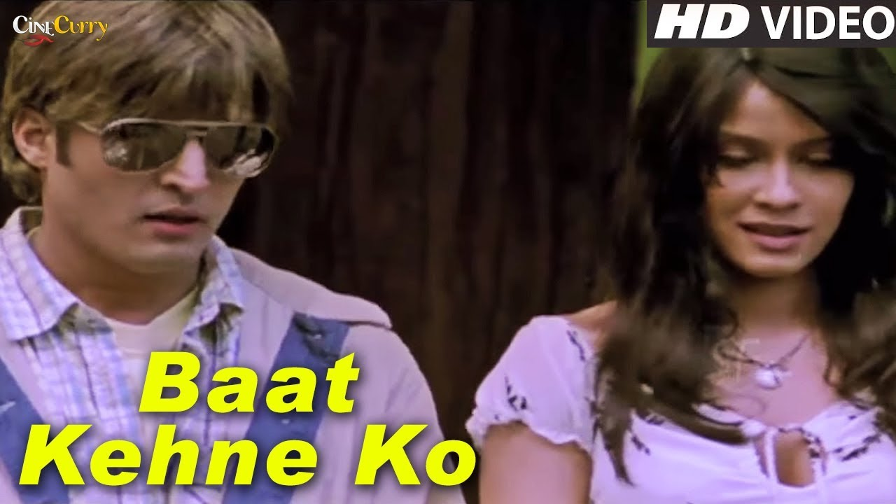 Baat Kehne Ko l HD Video Song l Stranger Movie l Vinay Tiwary l Sonu Nigam l shreya ghoshal