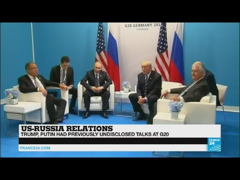 "US-Russia relations: ""We"