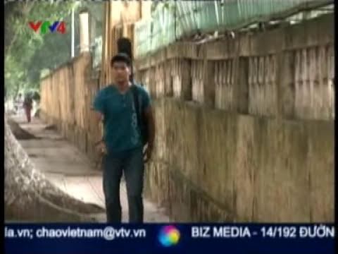 Chào Việt Nam – Tạ Quang Thắng (VTV4 – 09/7/2011)