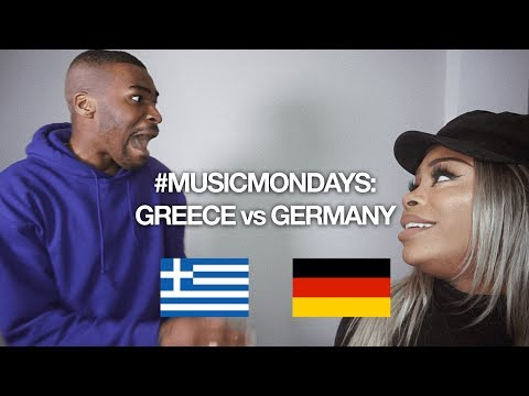 Reaction | Greece Vs Germany Rap/hip Hop/rnb | Babatunde