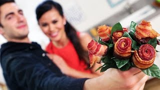 13 Ways to Squeeze Bacon Into Every Single Meal by POPSUGAR Food