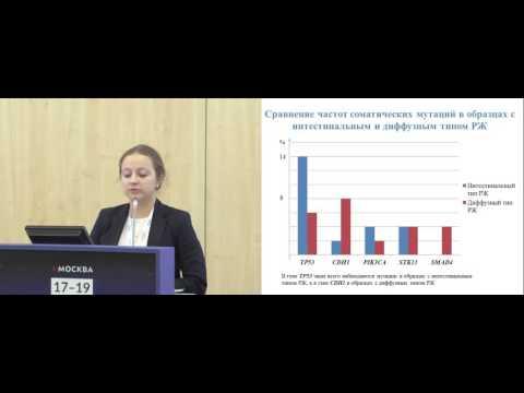 Исследование генетических мутаций и полиморфизмов при раке желудка методом секвенирования ДНК