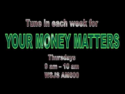 """Your Money Matters"" Hot Takes with Gib McEachran and John Hardy of HMC Partners - 7/20/2017"