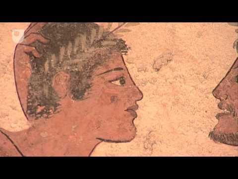 Das Grab des Diver - Die griechisch-römische Stadt Paestum (2/4)