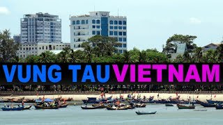 Part 3 of our Southern Vietnam road trip.We leave the gorgeous town of Phan Thiet  and head west to Vung Tau, the party town of Southern Vietnam. After a night of R&R, we finally head back to Ho Chi Minh.