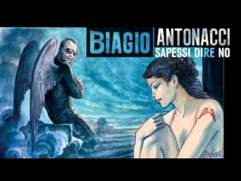 , title : 'Sola Mai - Biagio Antonacci (Sapessi Dire No).'