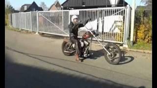 6. Hildo´s Harley vs Honda CBR1000RR Fireblade