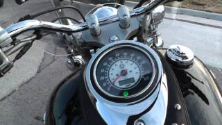5. 040132 - Used 2003 Yamaha V Star 1100 Motorcycle For Sale