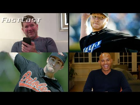 Video: MLB.com FastCast: Mo, 3 others elected to HOF - 1/22/19