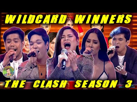 The Clash Season 3 Wildcard Winners Oct 18 2020   top10tvph