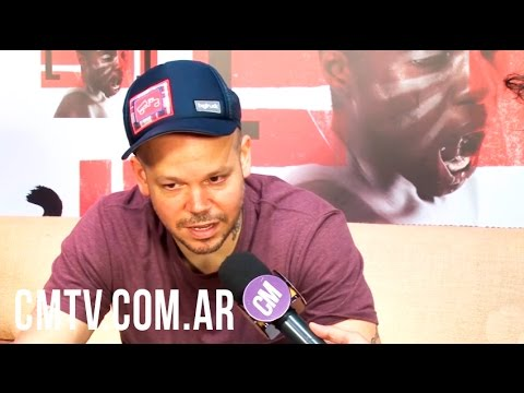 Residente video Entrevista CM - Argentina Abril 2017