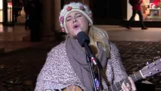 Sammie Jay Live In Covent Garden (Clip 1) January 2014