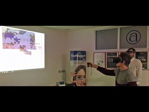 Realtà aumentata e virtuale. Sold out ad Aperitivo in Confartigianato