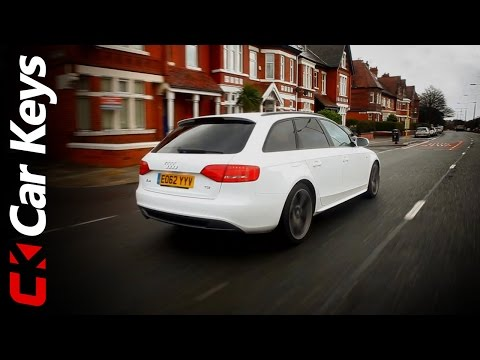 Audi A4 Avant review and road test 2013