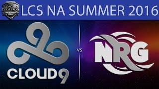 C9 vs NRG, game 2