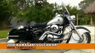 3. Used 2006 Kawasaki Vulcan 800 Drifter for sale Tampa Orlando Lakeland St Pete Florida