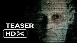 Transcendence Official Teaser #1 (2014) - Johnny Depp Sci-Fi Movie HD