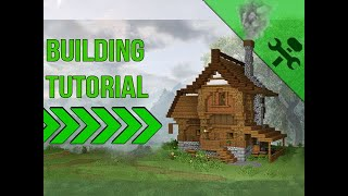Perfect NEW Minecraft 1.14.4 House Tutorial!
