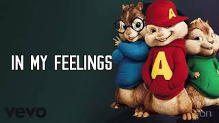 Drake, kiki do you love me, (chipmunk version)in my felling