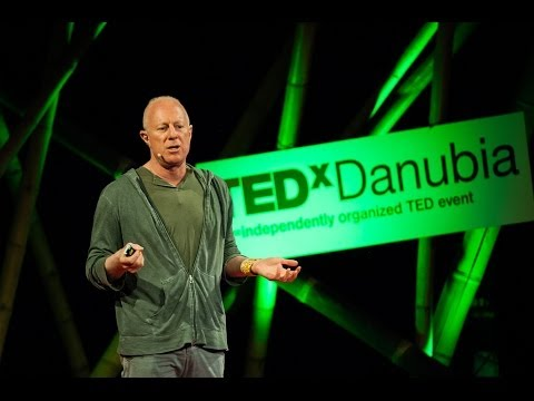 Be Selfish, Go Help Someone: Bobby Sager at TEDxDanubia 2014