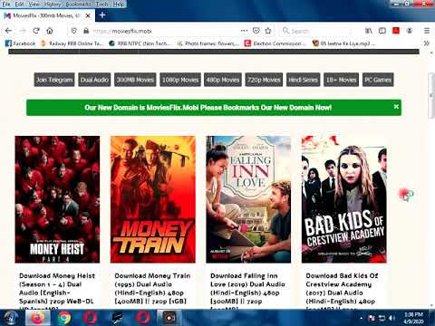 How to download movies & web series FREE in Bengali Language
