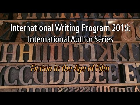 Fiction in the Age of Film - IWP 2016