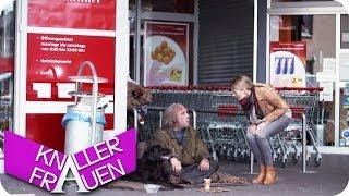 Obdachlos - Knallerfrauen Mit Martina Hill | Die 3. Staffel