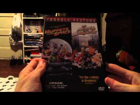 The Muppets Take Manhattan / Muppets From Space - DVD Unboxing