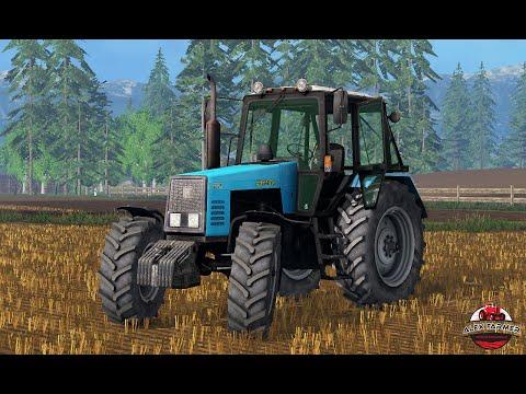 Belarus MTZ-1221 v1.0