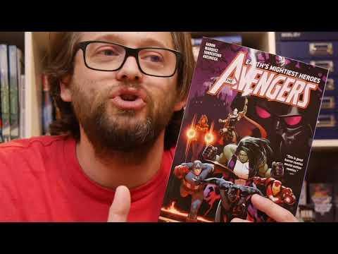 Marvel Comics Review: The Avengers Vol. 3 War of the Vampires