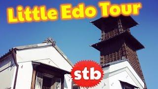 Kawagoe Japan  city photo : Kawagoe Tour AKA Little Edo // Tokyo Day Trip with SoloTravelBlog