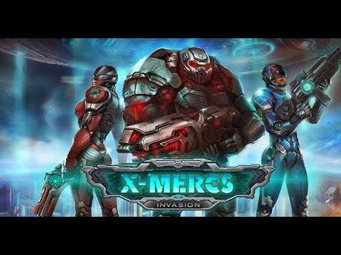X Mercs: Invasion - Пошаговая стратегическая игра на Android. (GameInsight)
