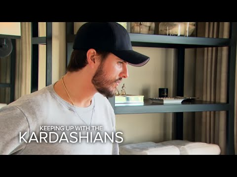 KUWTK | Scott Disick Trims Kourtney Kardashian's Lady Parts | E!
