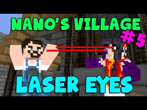 complete - Sjin carries on building his Minecraft house, while Kim talks about laser eyes in today's episode of Nano's Village! Next Episode! https://www.youtube.com/watch?v=kxA7akSD5vQ&list=PLlSBsxKnPs6QXf...