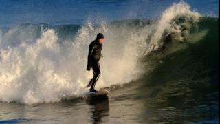 Fun Winter Surf