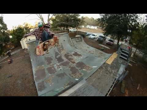 Tim Johnson's Ramp, Kona, Brunswick