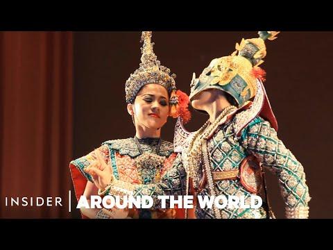 What Dancing Looks Like Around the World