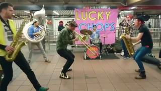 Crazy Street Party- TOO MANY ZOOZ feat. LUCKY CHOPS
